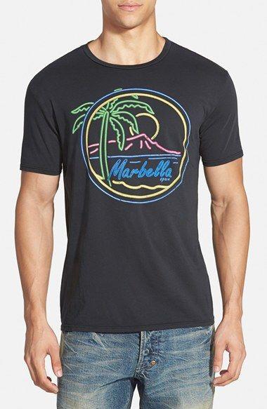 T 'marbella' Scott Opnordstrom Beschikbaar Gratis Grafische shirt tsQCdhrx