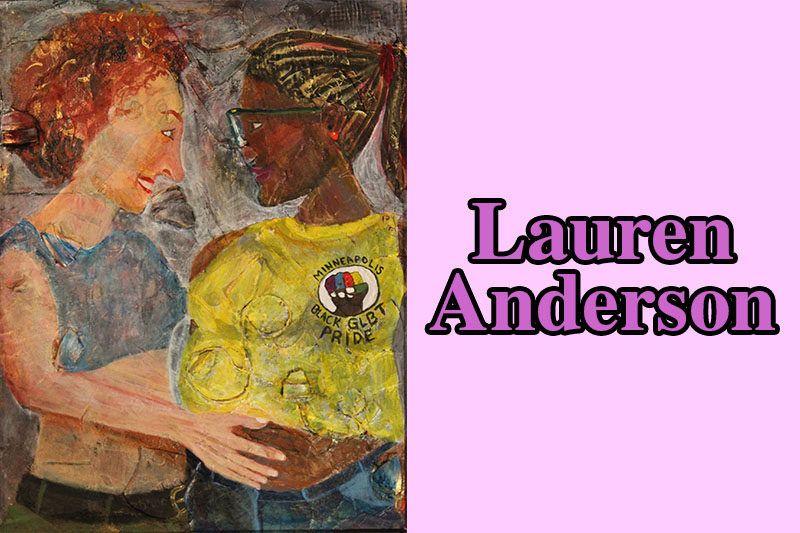 Lauren Anderson Colorado Visual Artist Interview: http://ift.tt/2135kQS | #queer #lgbt #pride