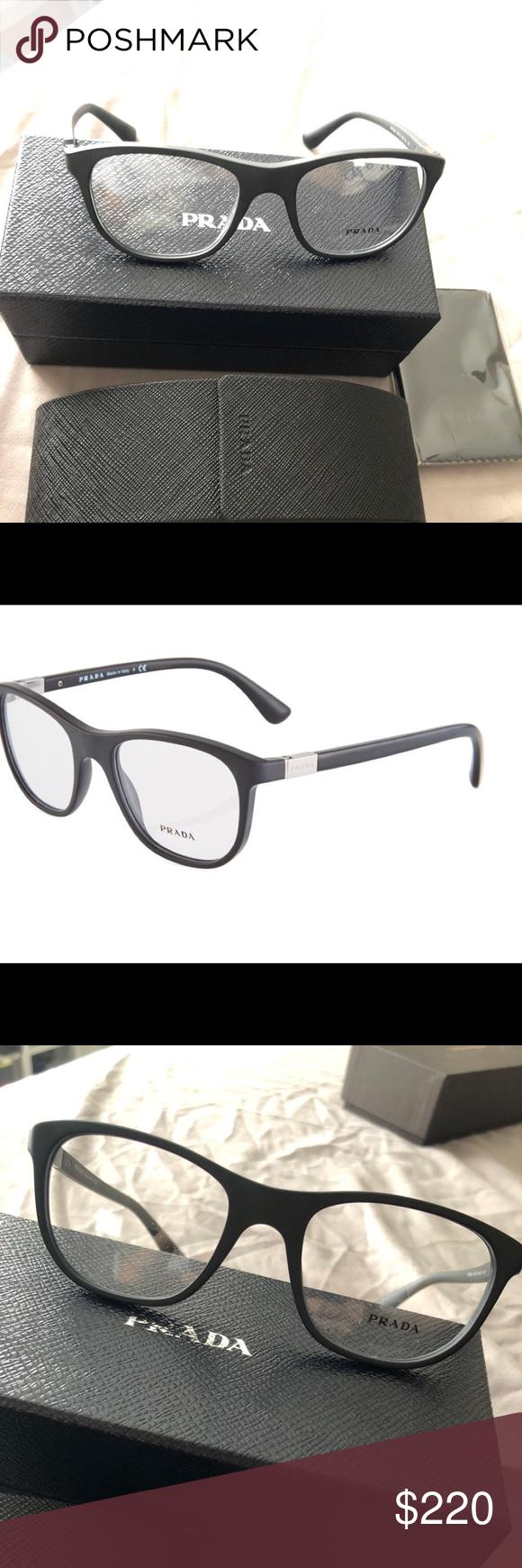 5363bf2b49fc Prada optical Frame Glasses Brand new with full box Prada Accessories  Glasses