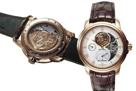 "Blancpain Limited Edition ""Chinese Dragon"" Caruso Watch $220,000"