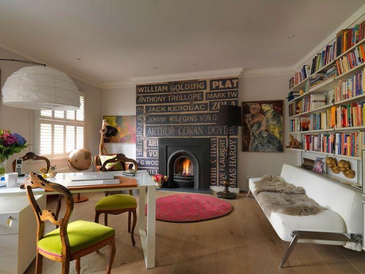Librerias para salon - diseños modernos y funcionales - | Interior ...