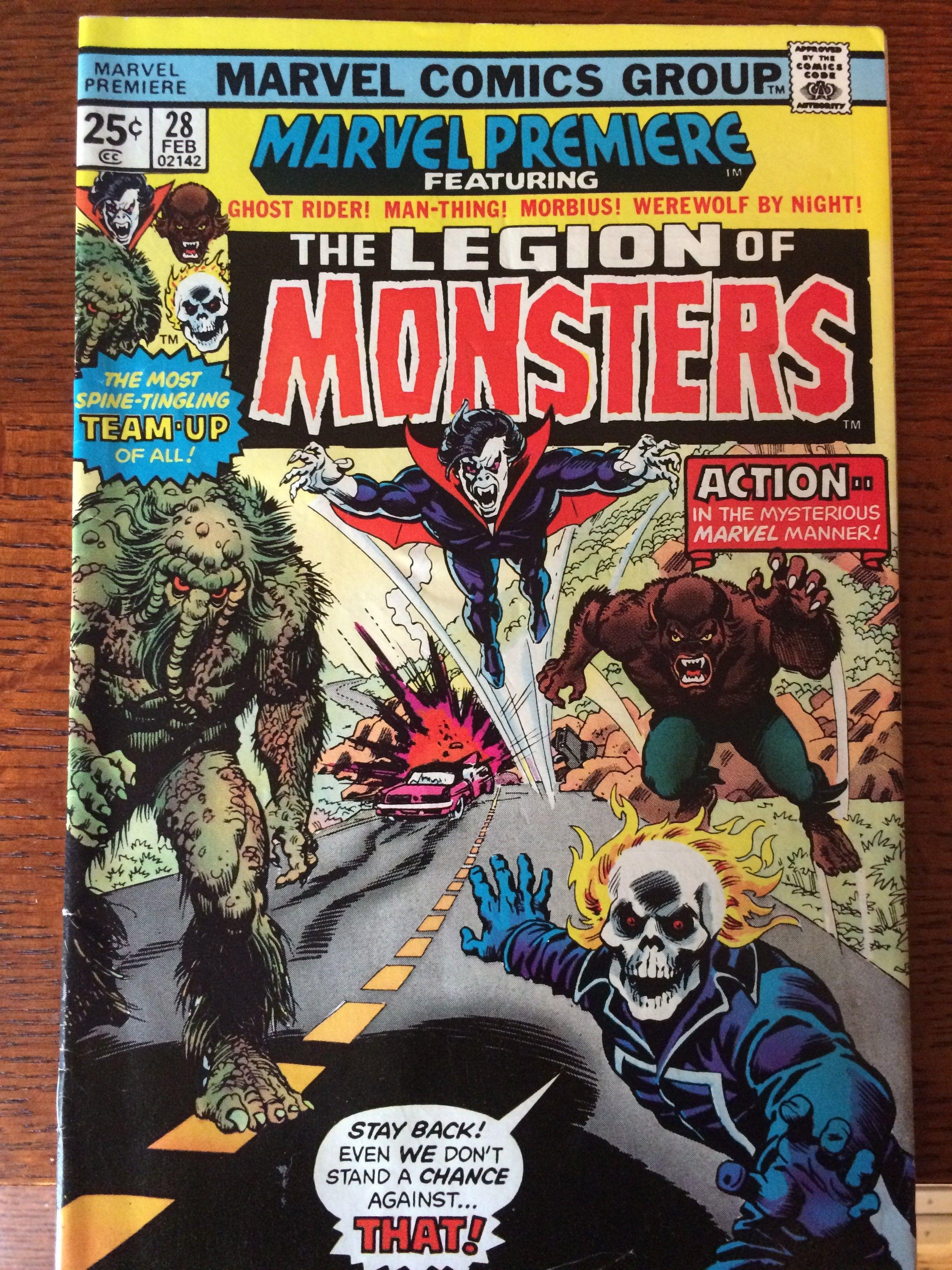 21++ Monster comic ideas
