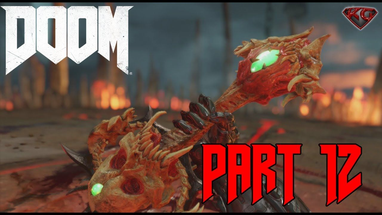 DOOM Gameplay Walkthrough Part 12
