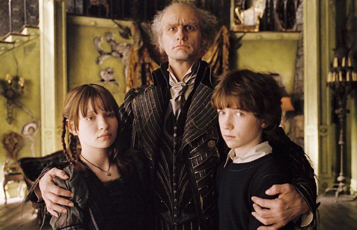 A Series Of Unfortunate Events Count Olaf Now The Legal Guardian