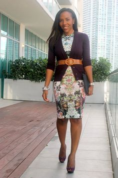 Clothes for Work on Pinterest | Modcloth, Pencil Skirts and Sheath ...