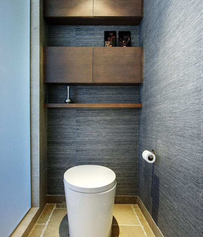 cool Design of toilets in small sizes: 80 compact and functional ...
