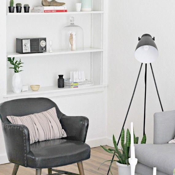 6 Smart Ways To Optimize Awkward Corner Spaces. Living Room Decorating IdeasHome  ...