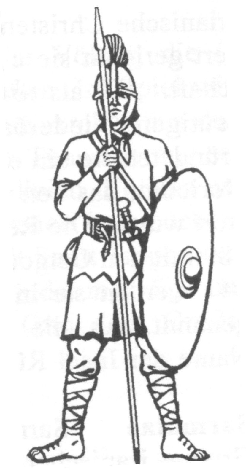 Roman Soldier Drawing - Bing Images