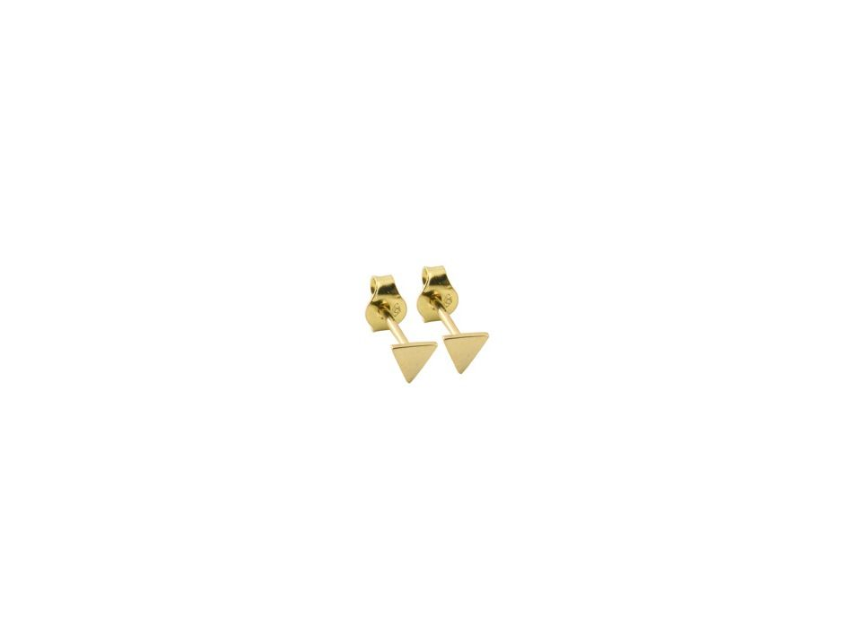 earrings in 18 kt yellow gold (0,6 g).trois petits points brandmade in Parisshipping by post. For any further method of shipping, please contact us.if your country is out of the list, please contact us to know the shipping cost.boucles d'oreille en or jaune 18 carats (0,6 g).marque trois petits pointsfabriqué à Parisenvoi par la Poste. Pour un autre mode de transport, veuillez contacter trois petits points.