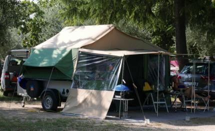 3dog traildog faltcaravan zeltanh nger in nordrhein. Black Bedroom Furniture Sets. Home Design Ideas