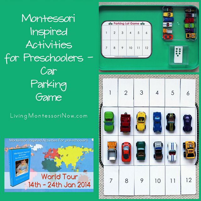 Montessori Monday Montessori Inspired Activities For Pre