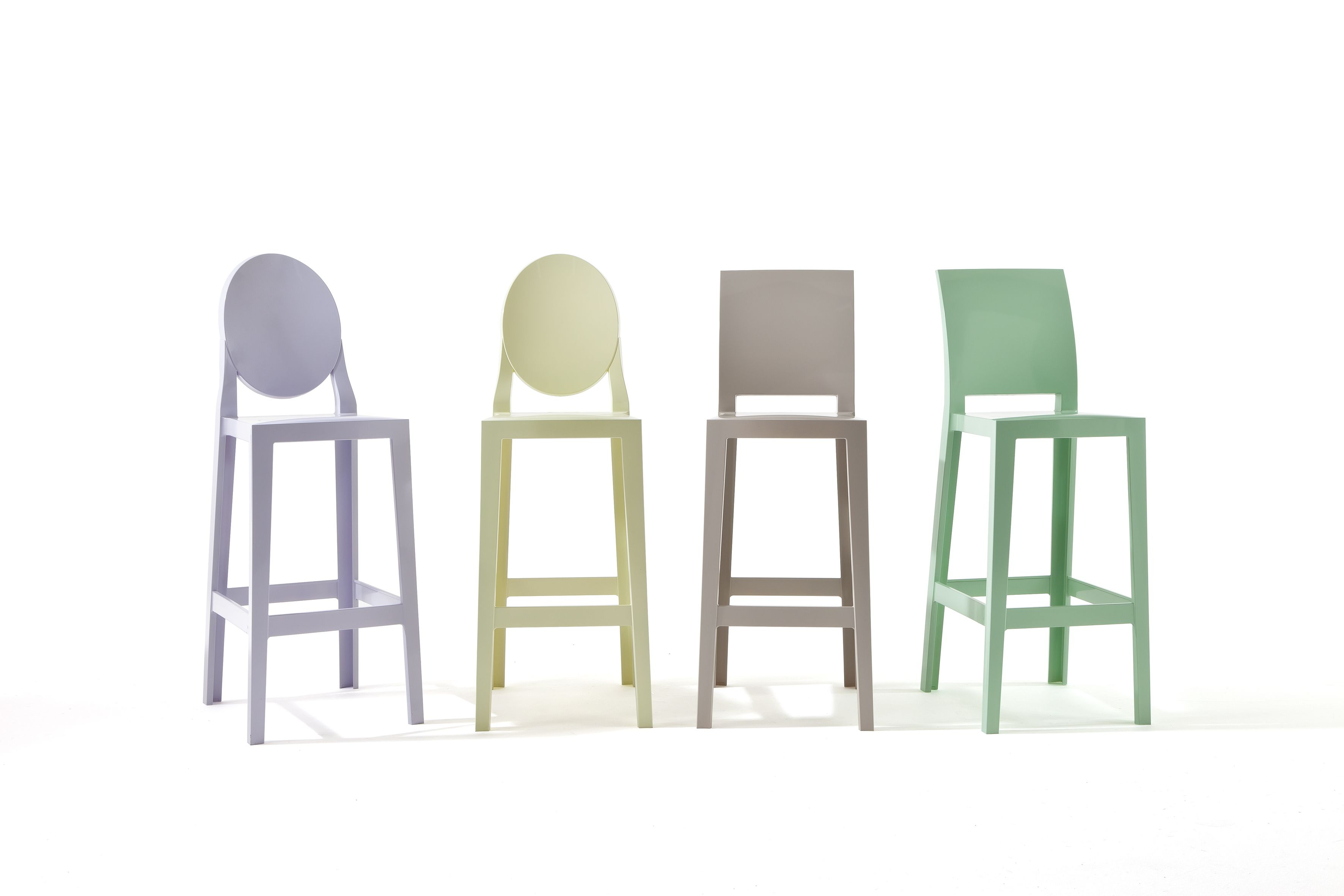 Kartell One More, One More Please Stool Bar stools
