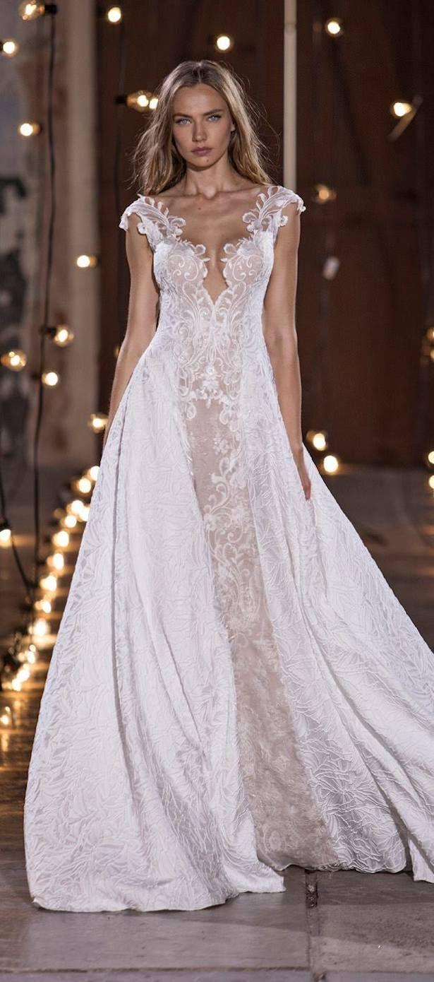 Nurit hen wedding dress collection stardust couture dress