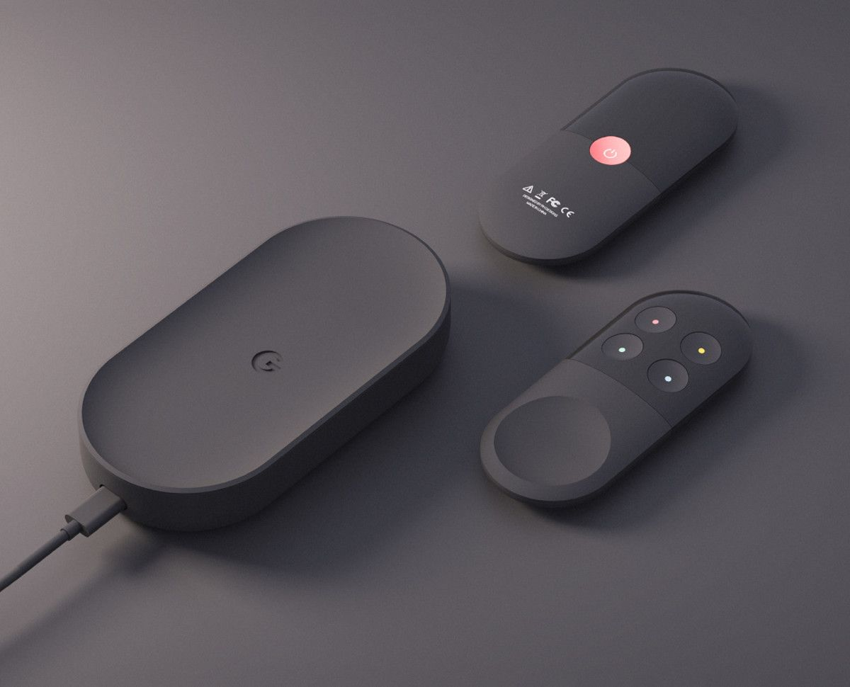 This Chromecast Redesign Takes Inspiration From