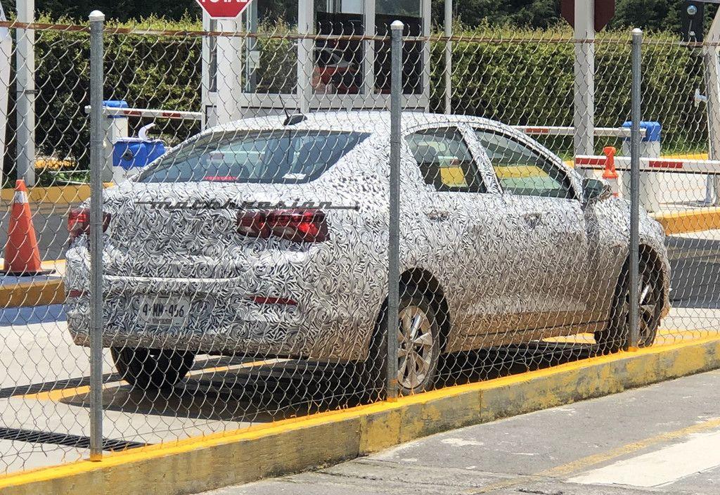 Espiado El Chevrolet Onix Ya Rueda En Mexico El Futuro Rival De