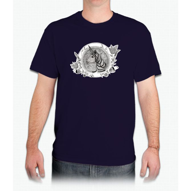 Unicorn - Mens T-Shirt