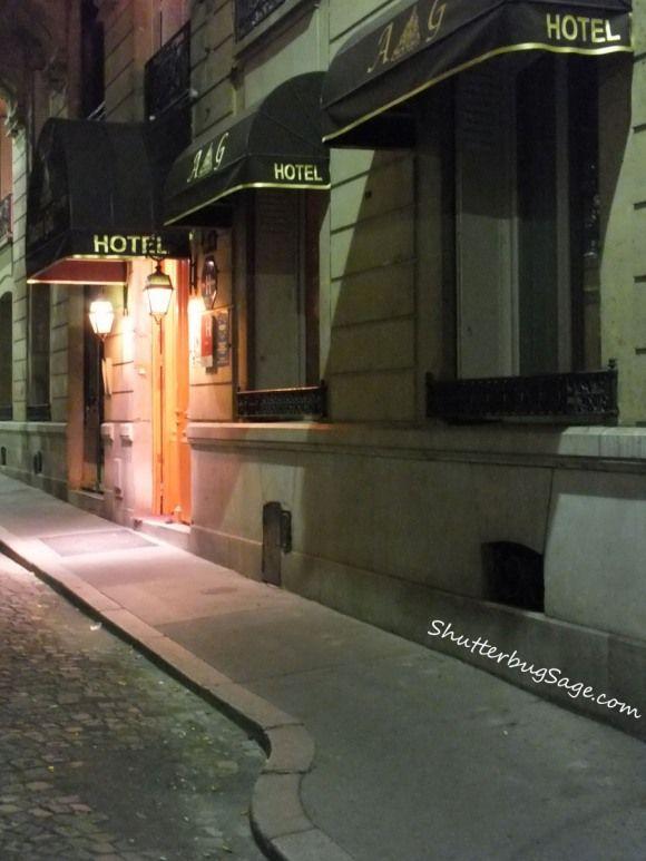 Hotel in Paris, France