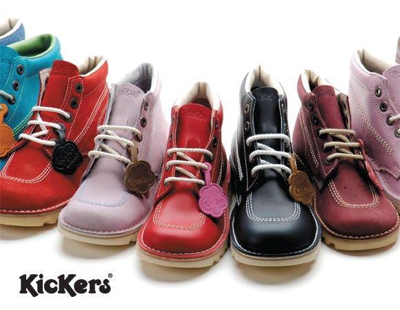 f348de3d2 zapatos kickers nina