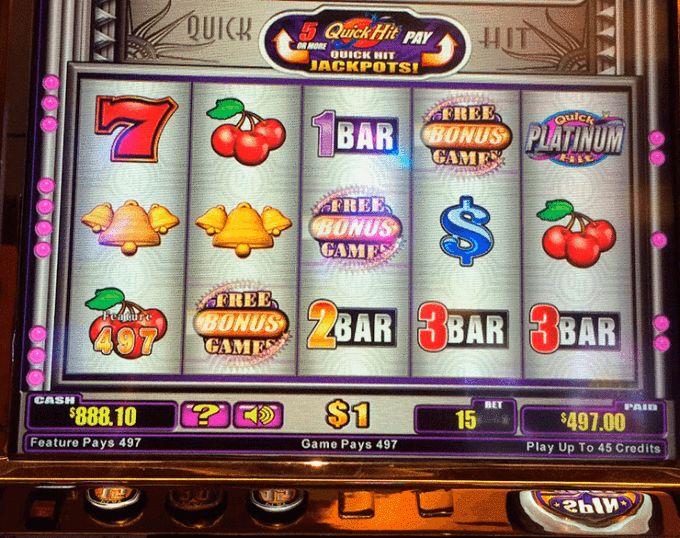 Come fare a vincere alle slot machine