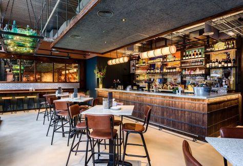 Camino Spanish Tapas Restaurant At Shoreditch London