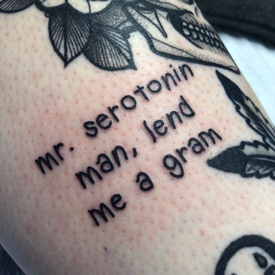 25 Mental Health Tattoos Ideas & Symbols For Awareness