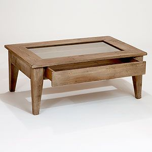 Lovely My New Coffe Table For The Office...Gia Showcase Coffee Table | World
