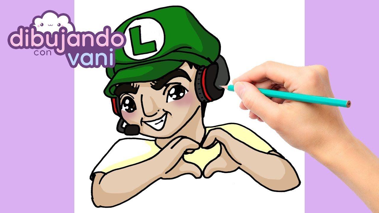Como Dibujar Fernanfloo Kawaii Dibujos Imagenes Faciles Anime Para Col Kawaii Drawings Draw