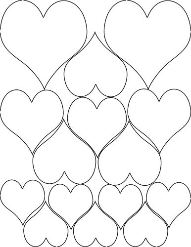 heart and star coloring pages | free coloring pages hearts and stars - Google Search ...