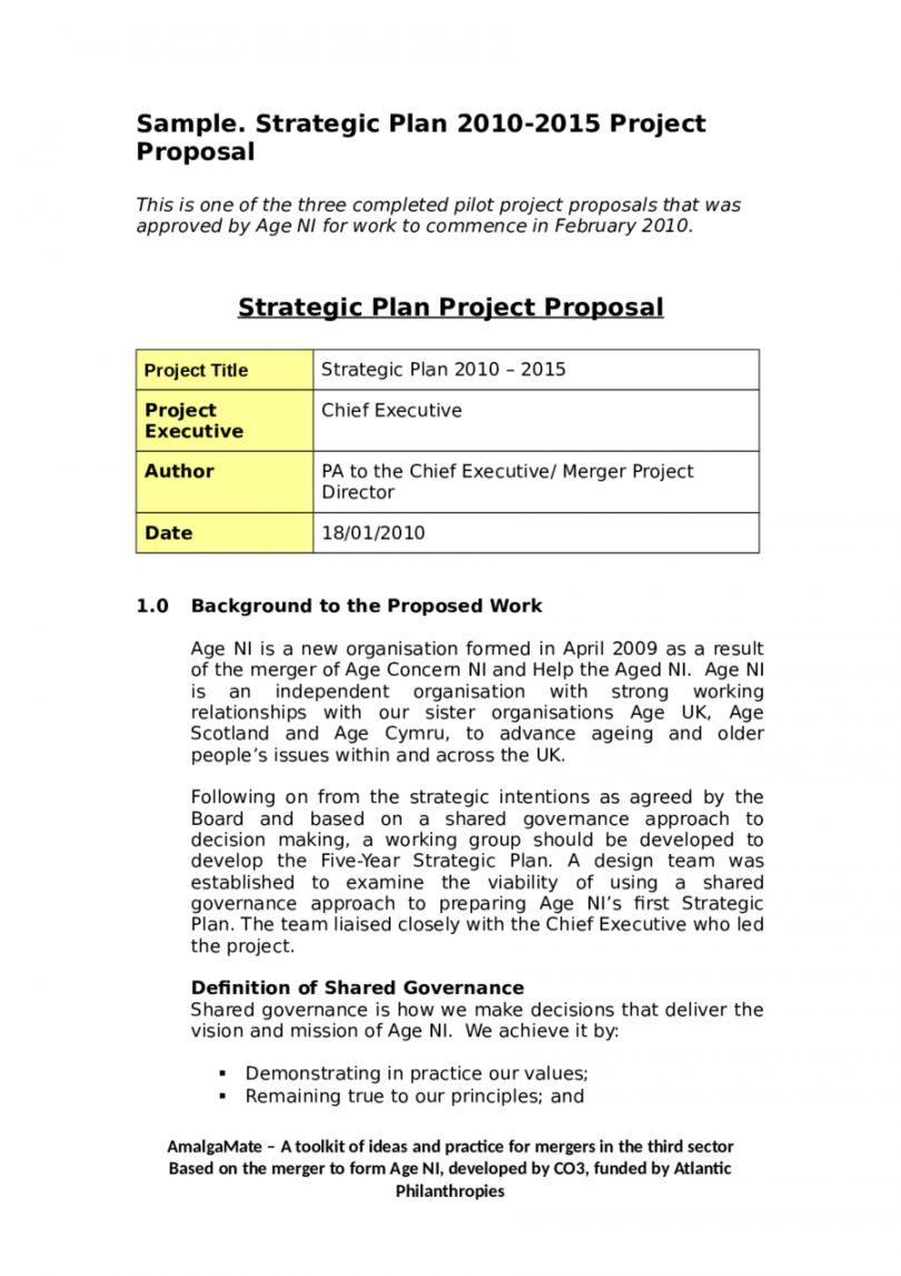 Senior Design Project Proposal Template Project Proposal Proposal Templates Event Proposal Template
