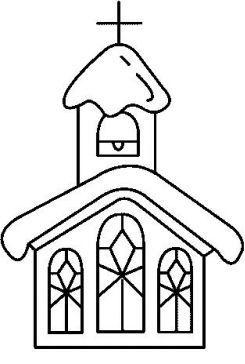 Navidena Fachadas De Iglesias Iglesia Dibujo Iglesia