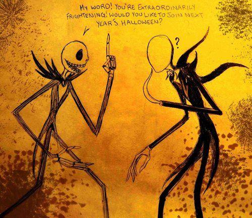 Jack and Slender