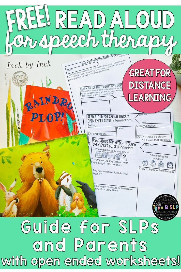 Read Aloud For Speech Therapy Helpful Tips For Parents And A Freebie School Speech Therapy Speech Therapy Speech Therapy Games Mac read pdf aloud