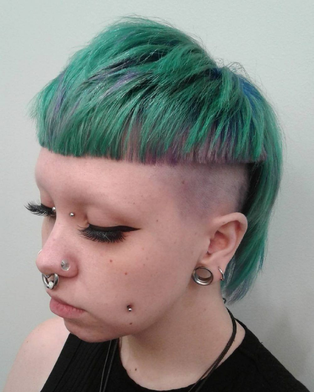 18 Punk Hairstyles For Women Trending In 2019 Hair Inspo