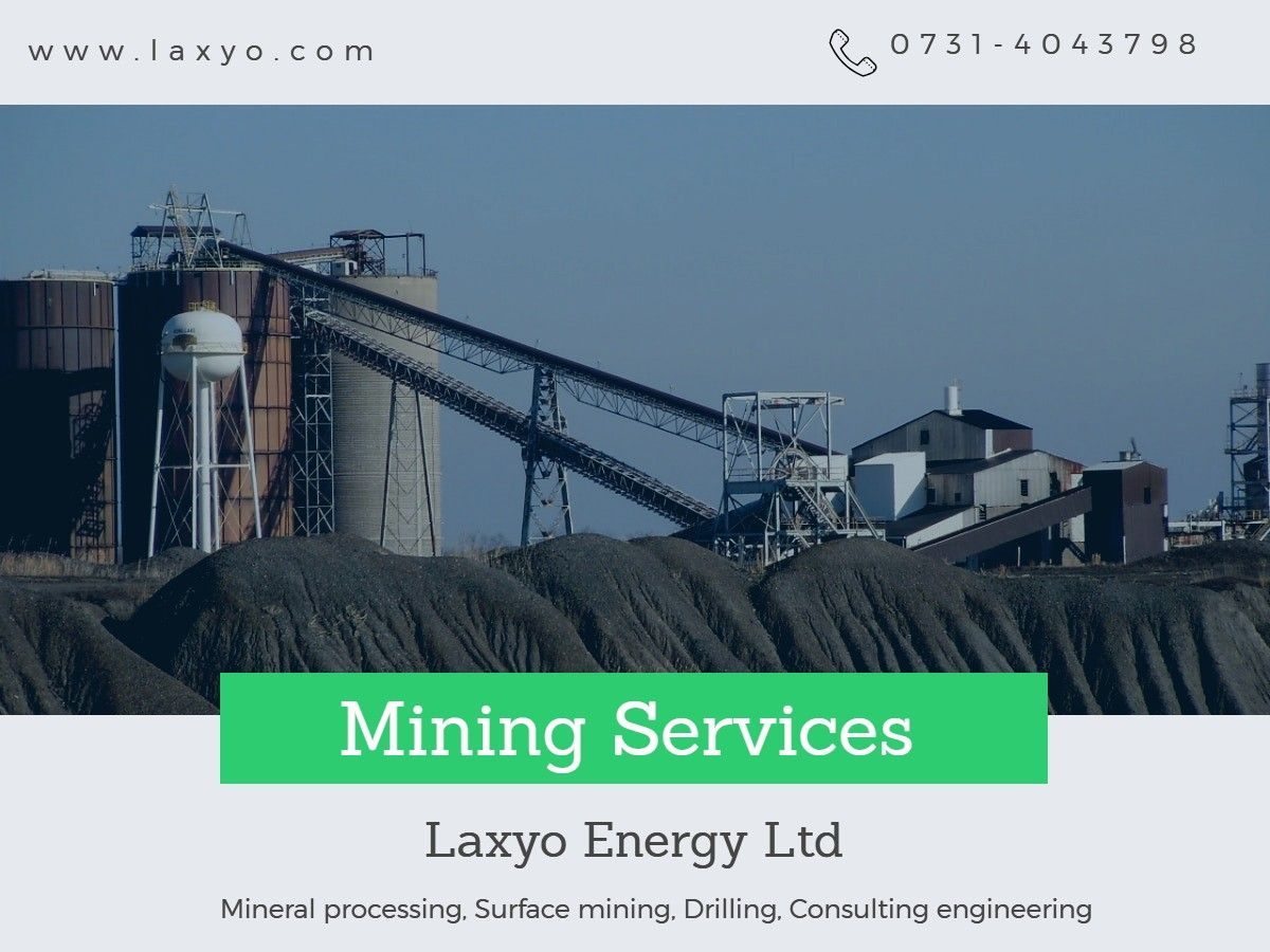 Laxyo Energy Ltd is the topmost List of private mining