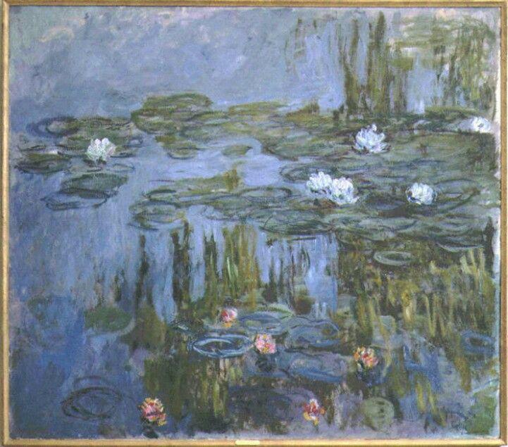 Monet - Waterlillies