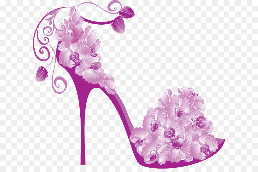 Floral Flower Background png download 670*588 Free