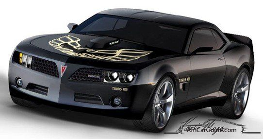 Firebird Pontiac Muscle Cars We Also Got Some More Concept
