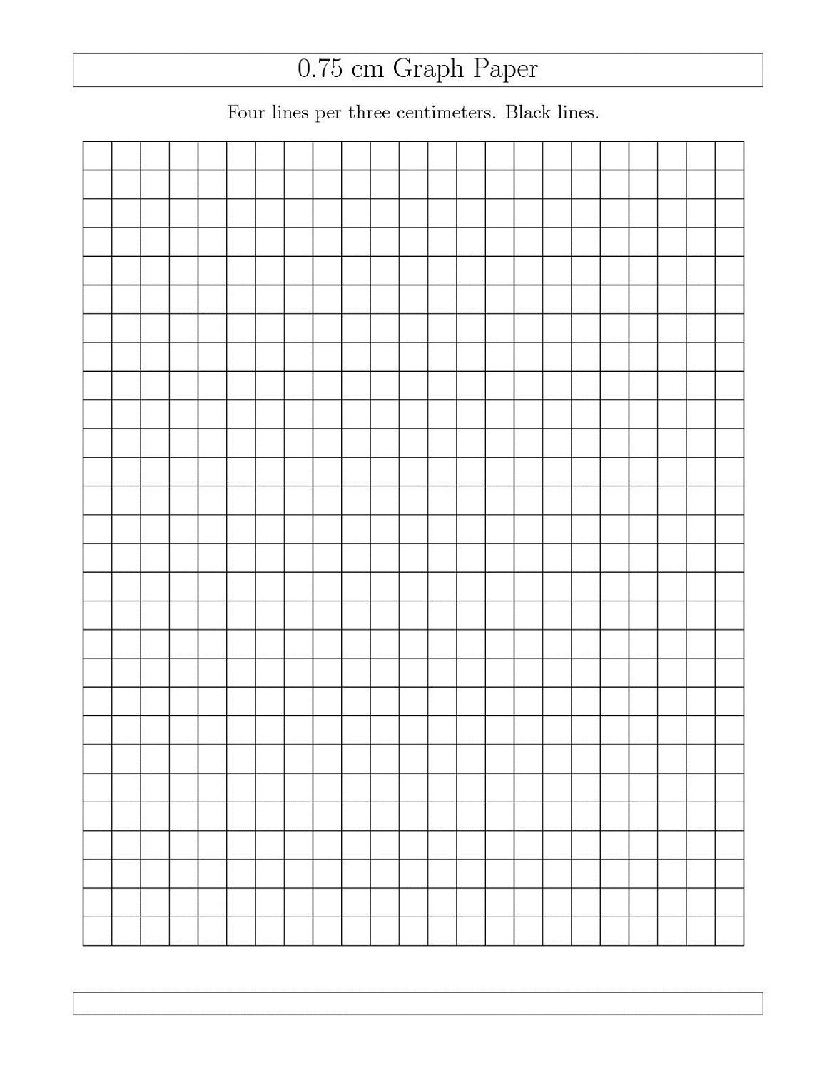 Graph Paper Worksheets To Print With Images