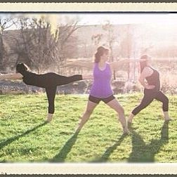peaceful warriors  » yoga pose weekly  cool yoga poses