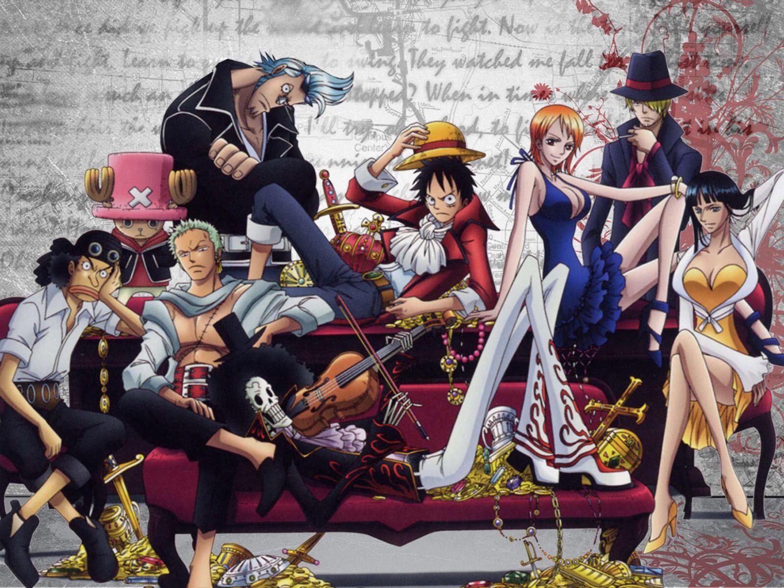 Pin By Valery On One Piece One Piece Anime Anime One Brooks One Piece