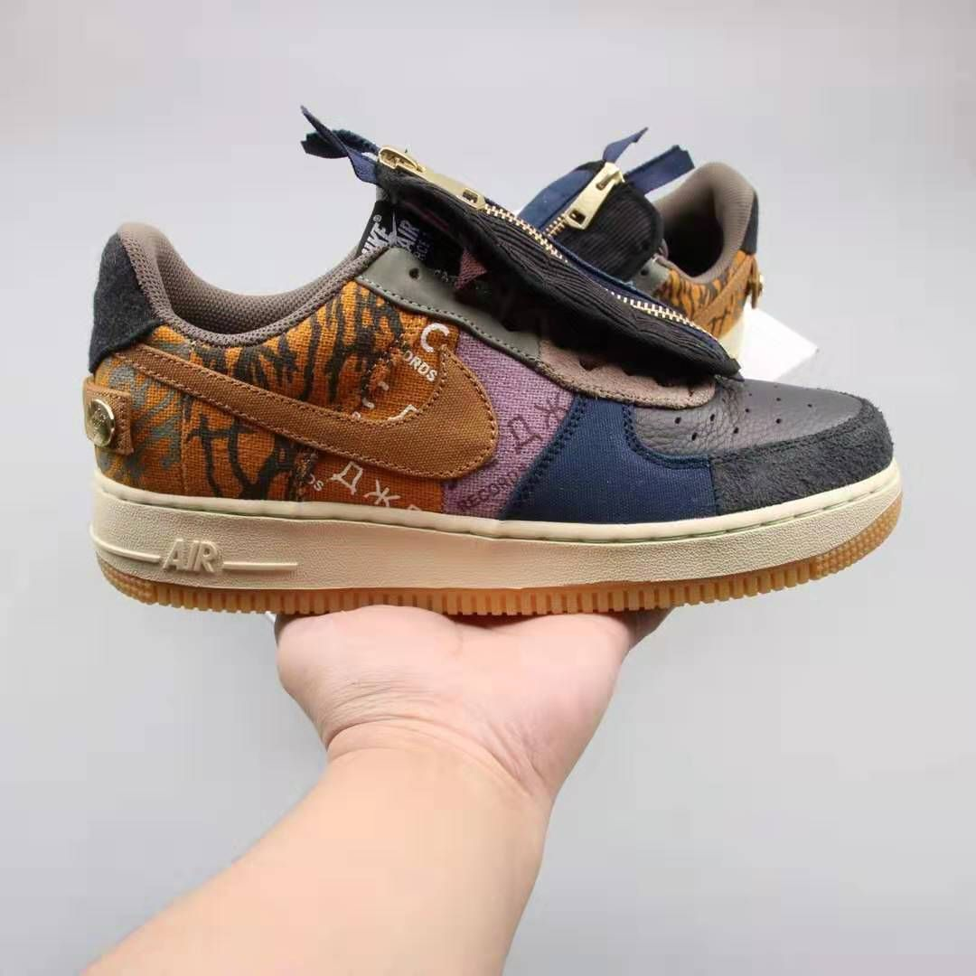 Nike Air Force 1 Low Cactus Jack Cn2405 900