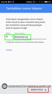 Daftar Akun Google Buat Email Baru Lewat Hp Contoh Alamat Gmail Google Aplikasi Pelayan