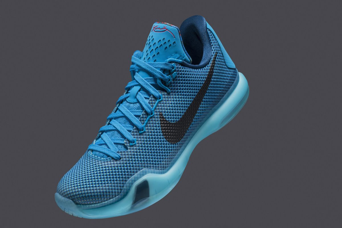 de4663fcfab8 Nike Officially Unveils the Kobe X (Pictures