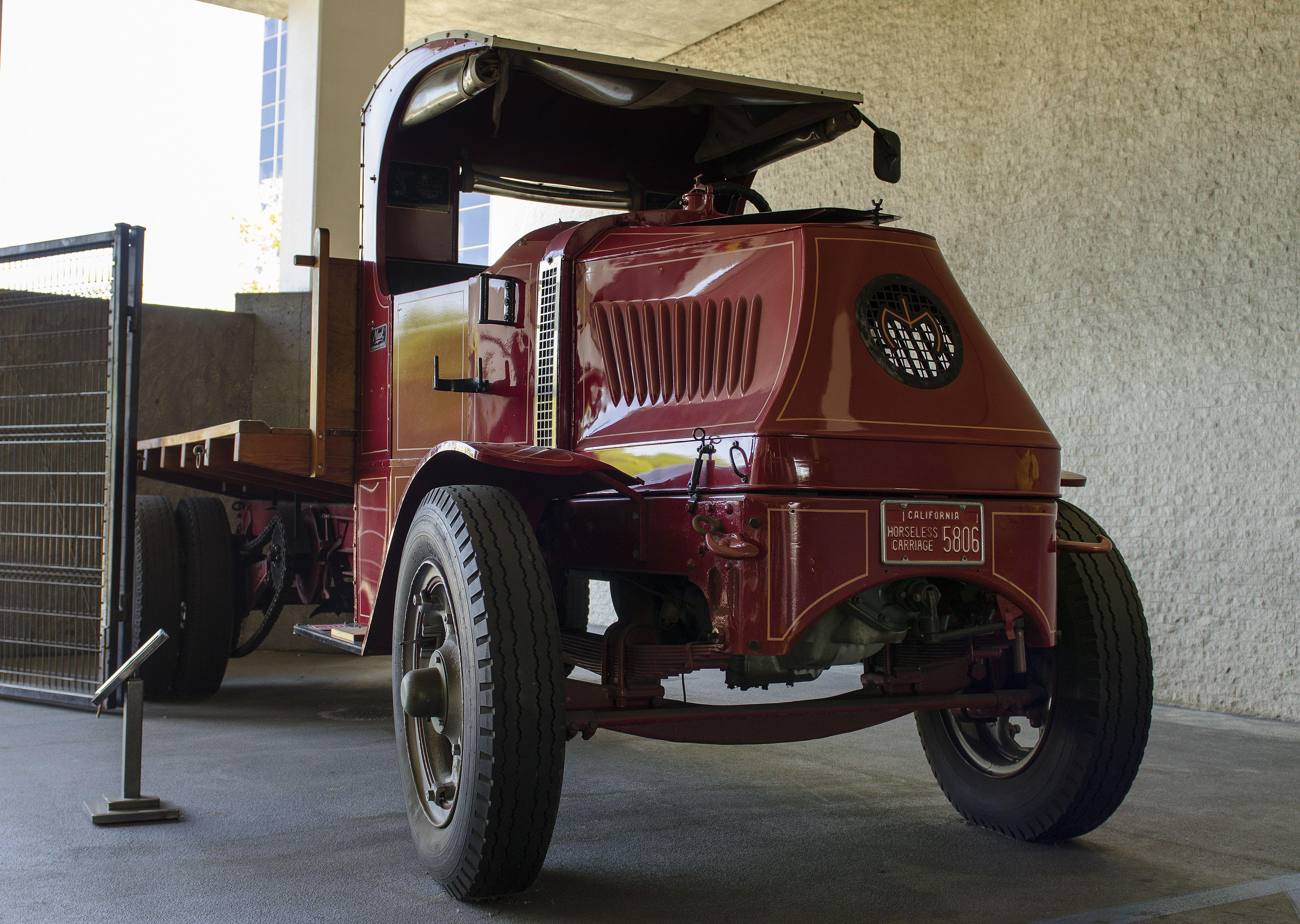 Antique trucks image by Ricky Brey on nice cars Mack