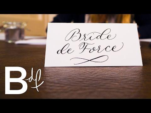 Diy wedding invitations calligraphy youtube lettering diy wedding invitations calligraphy youtube solutioingenieria Gallery