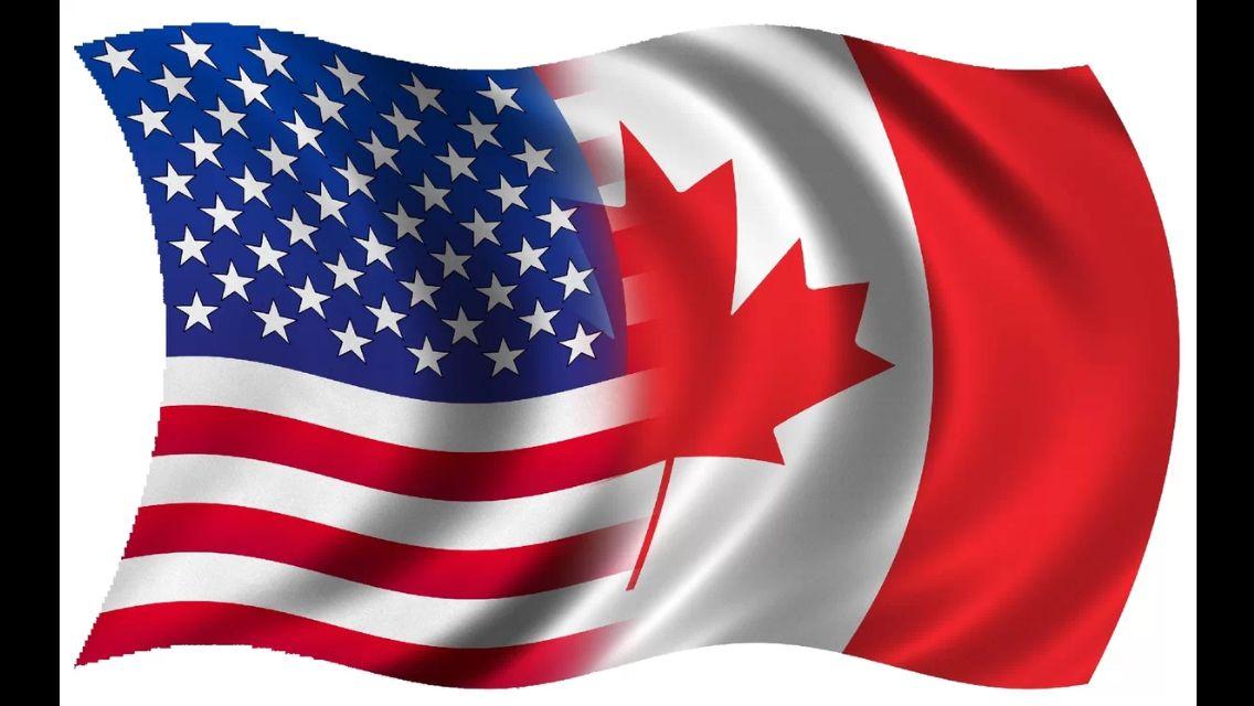 Canada and US flag tattoo? | Tattoos | Canada tattoo