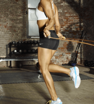 Is 10 Minutes Of Jumping Rope Equivalent To 30 Minutes Of Running Michael Wood Fitness Jump Rope Workout Fitness Motivation Fitness Inspiration
