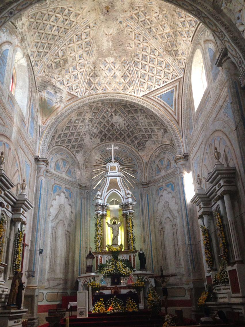 malinalco mexico iglesia