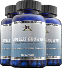 Human Growth Hormone Supplement | Naturally Increase Growth Hormone