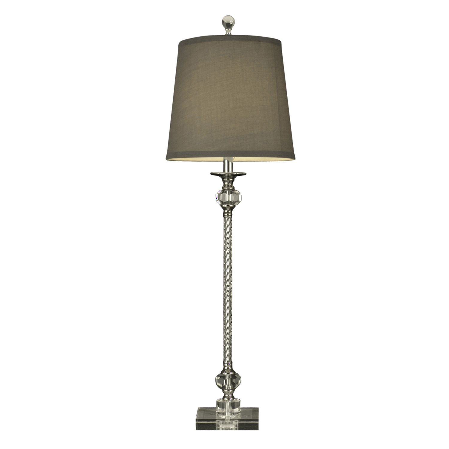 Dale tiffany allister crystal buffet 35 h table lamp with empire dale tiffany allister crystal buffet 35 h table lamp with empire shade aloadofball Images